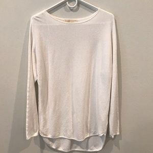 NWOT MICHAEL KORS knitted tunic sweater